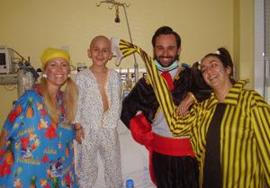 Mercadillo solidario Fundación Aladina