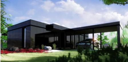 Casas modulares y de dise o un lujo al alcance de todos - Casas modulares de lujo ...