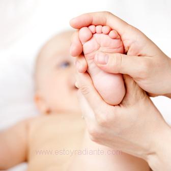 canastilla para el bebé
