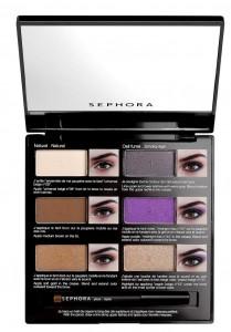 Sephora Pro Lesson Palettes