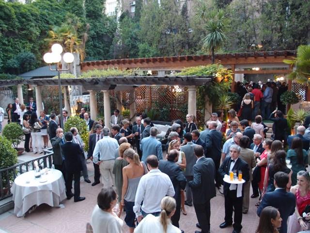 Semana de tel aviv en madrid del 12 al 17 de septiembre for Jardin hotel miguel angel