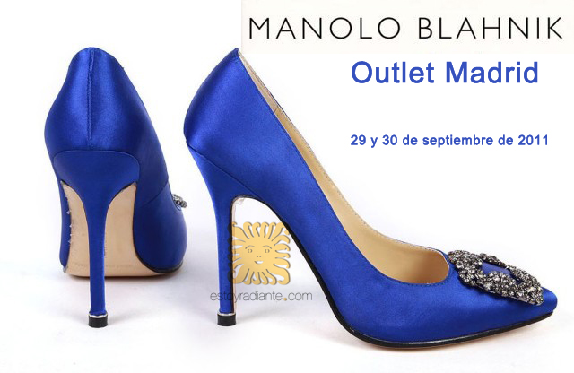 manolo blahnik madrid outlet shopping