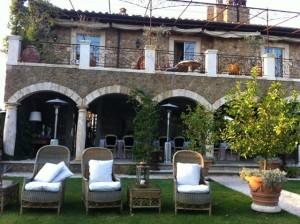 hotel Borgo Santo Pietro en Palazzetto