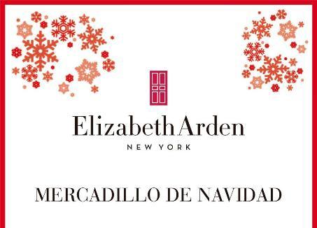 Elizabeth Arden mercadillo navidad