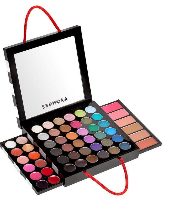 paletas de maquillaje de Sephora