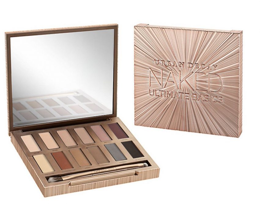 Urban Decay Naked Ultimate Basics Paleta de sombras de ojos