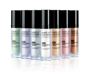 base de maquillaje HD High Definition Primer