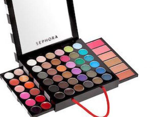 Estuches y paletas de maquillaje de Sephora