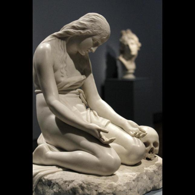 Magdalena Penitente, Antonio Canova. 1808-1809