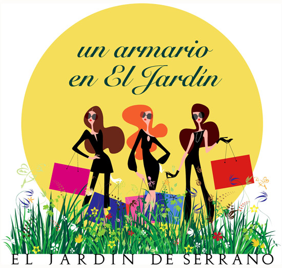El jard n de serrano inaugura la primavera hoy for Jardin de serrano
