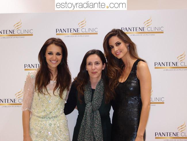 Paula Echevarria con Ariadne Artiles