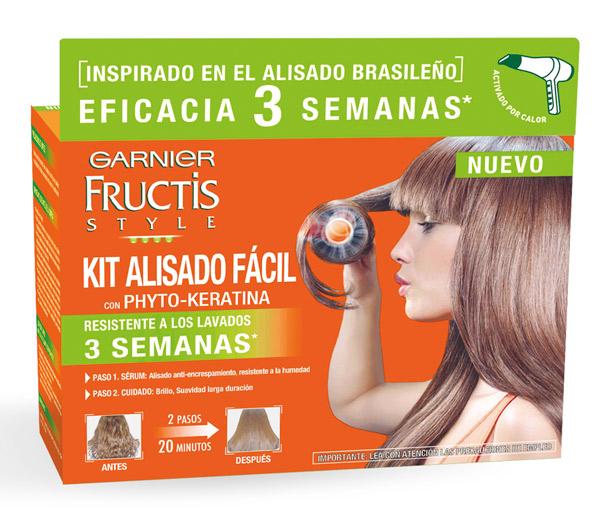 Kit Alisado Fácil de Garnier