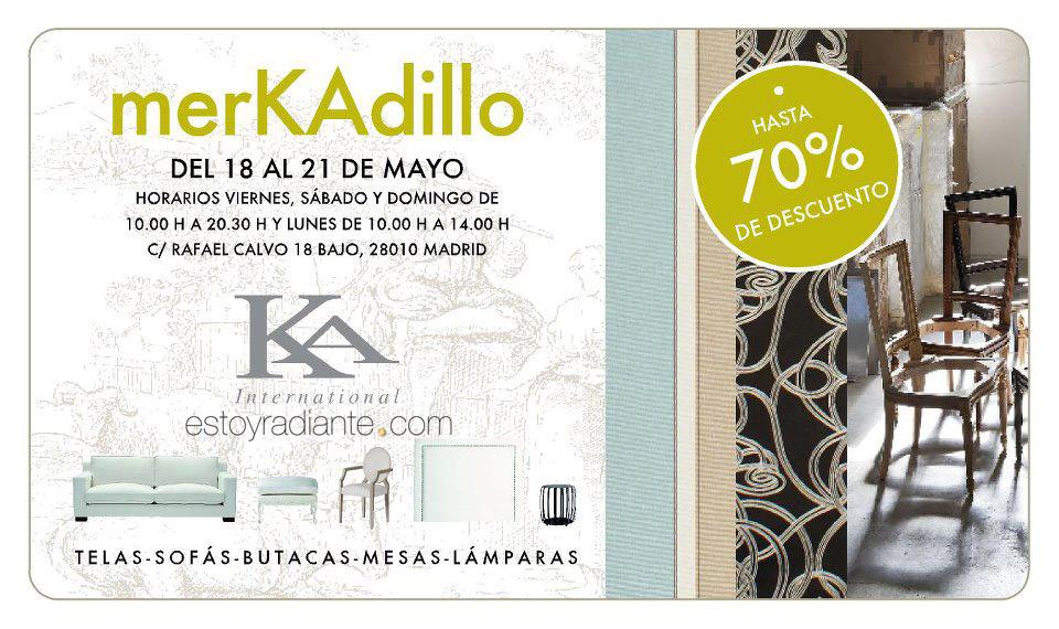 Mercadillo de ka internacional mayo 2012 - Ka internacional ...