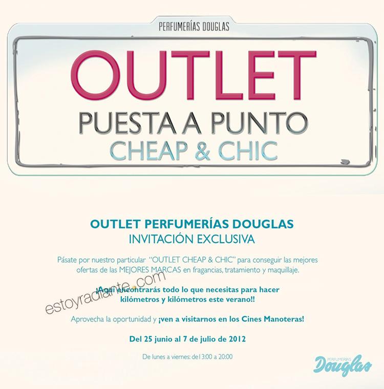 Outlet Perfumerías Douglas
