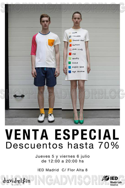 Venta especial david delfin en madrid - Gancedo outlet madrid ...