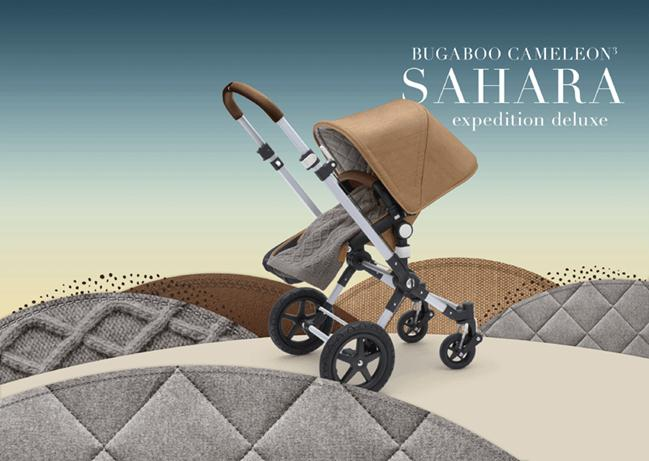 Bugaboo Cameleon Sahara