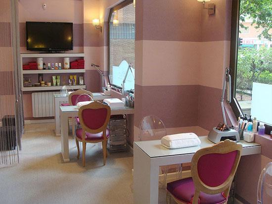Mis salones de belleza preferidos - Le petit salon madrid ...
