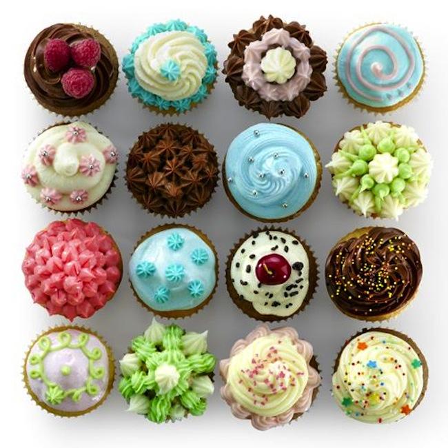 Decorar Cupcakes Facil Imagui