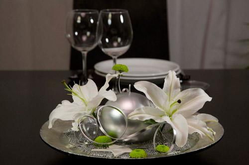 Cursos de cocina para navidad - Como decorar centros de mesa para navidad ...