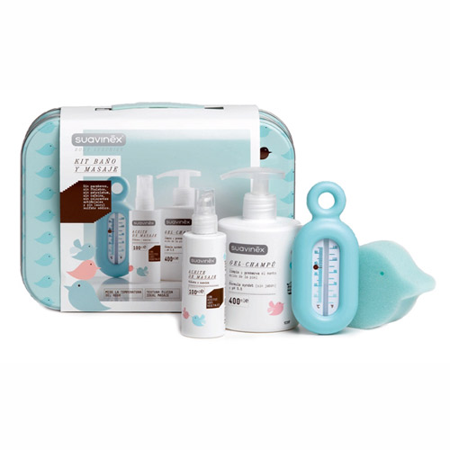 productos para bebés de Suavinex