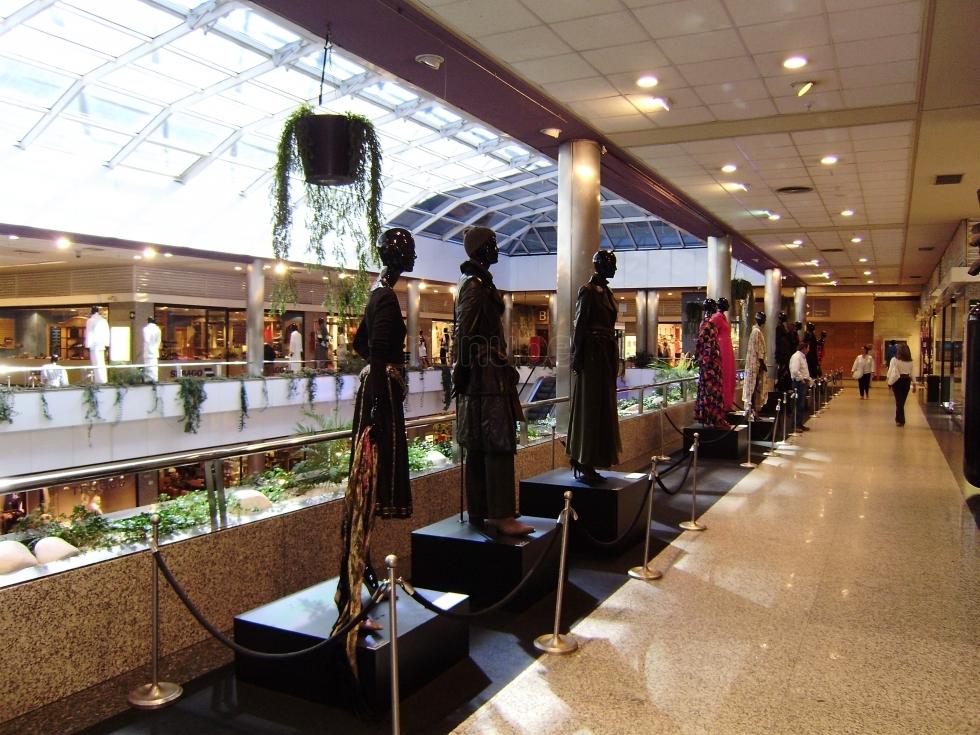 Mercadillo de invierno en moda shopping - Centro comercial moda shoping ...