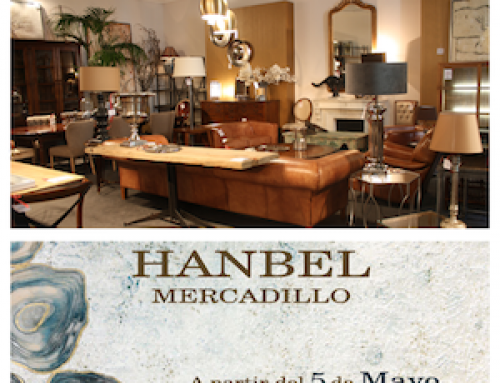 Mercadillo de Hanbel en Madrid