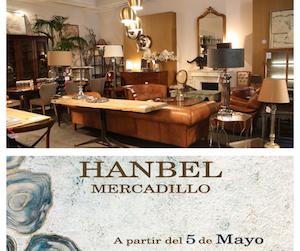 Mercadillo de Hanbel en Madrid