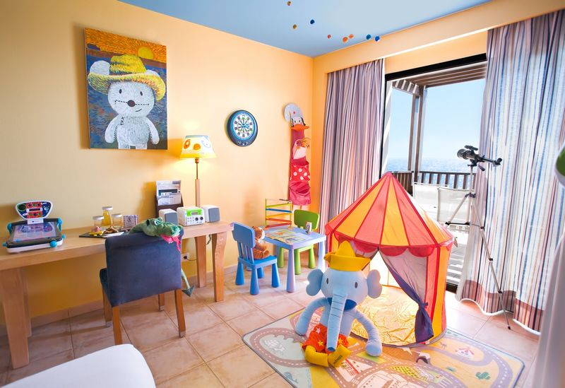 6 Hoteles para ir con niños