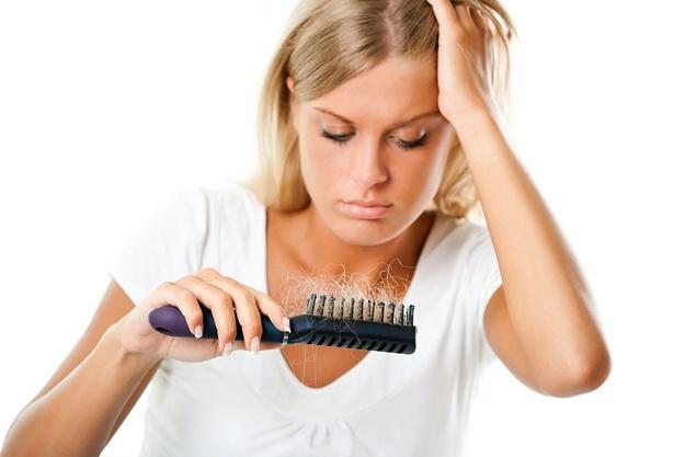 caida del pelo