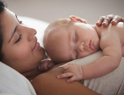 Cuidados de la piel del embarazo y del bebé