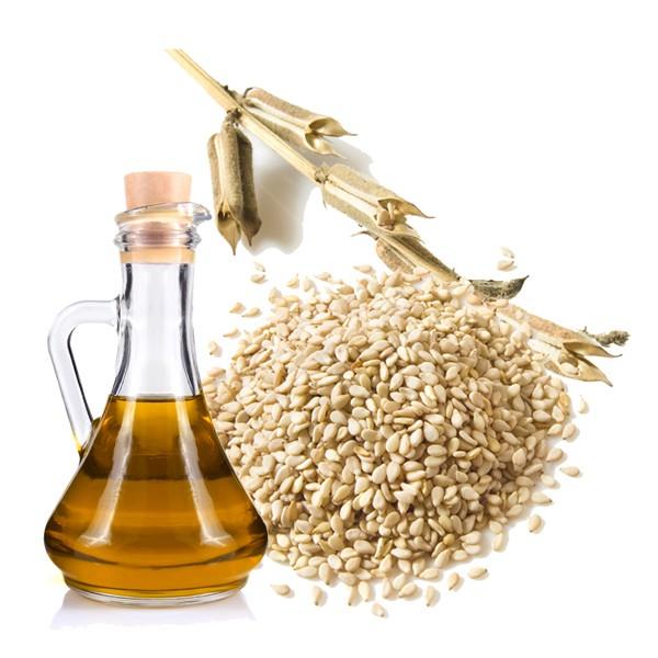 El aceite de sésamo