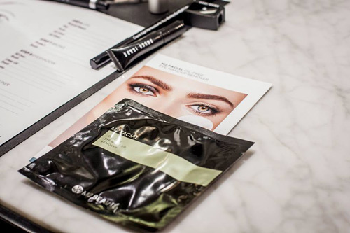 Taller de ojos con M2Beauté y Bobbi Brown