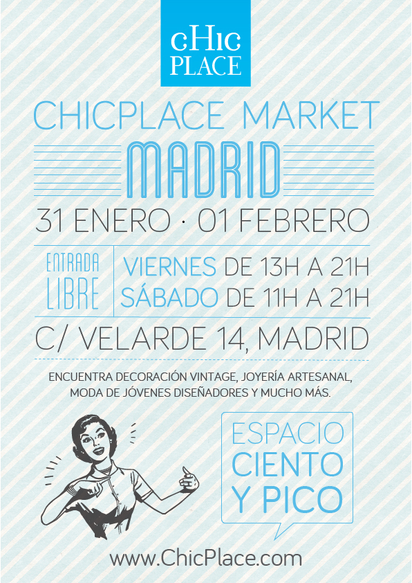 ChicPlace Market Madrid