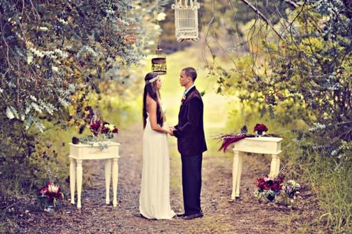 Protocolo de boda