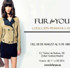 Venta Especial de Piel de Primavera 2014 Fur for You
