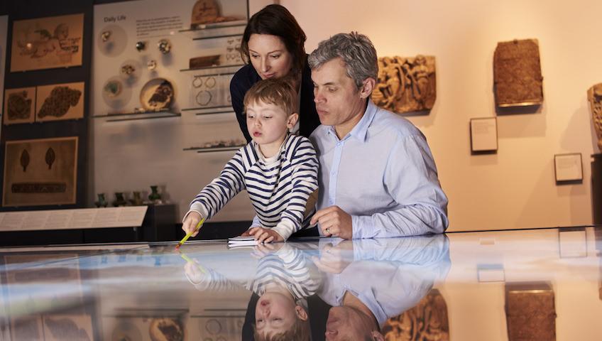 museos en familia