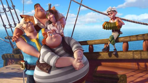 campanilla piratas