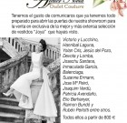 Showroom para novias en Madrid