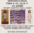 Mercadillo de Babuska en Madrid