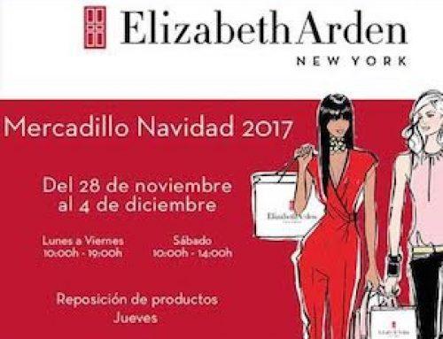 Mercadillo de Navidad Elizabeth Arden 2017
