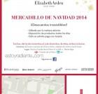 Elizabeth Arden Mercadillo de Navidad 2014