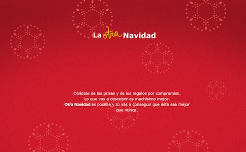anuncio ikea la otra navidad