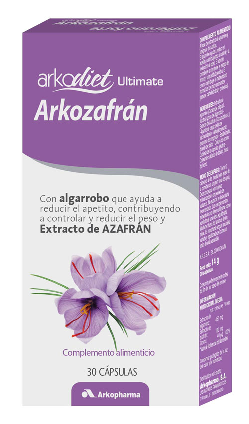 Arkozafran-Arkodiet dieta de la alcachofa