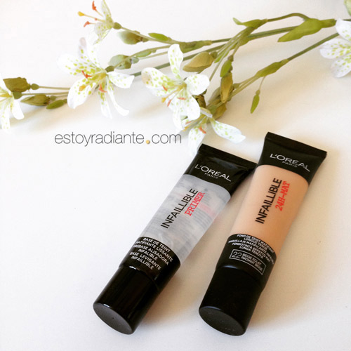 base infalible de loreal