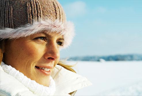 cuidar la piel del frio