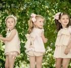 Para Sofia moda infantil para niñas primavera verano 2015