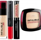 Gama Infalible de Loreal Paris