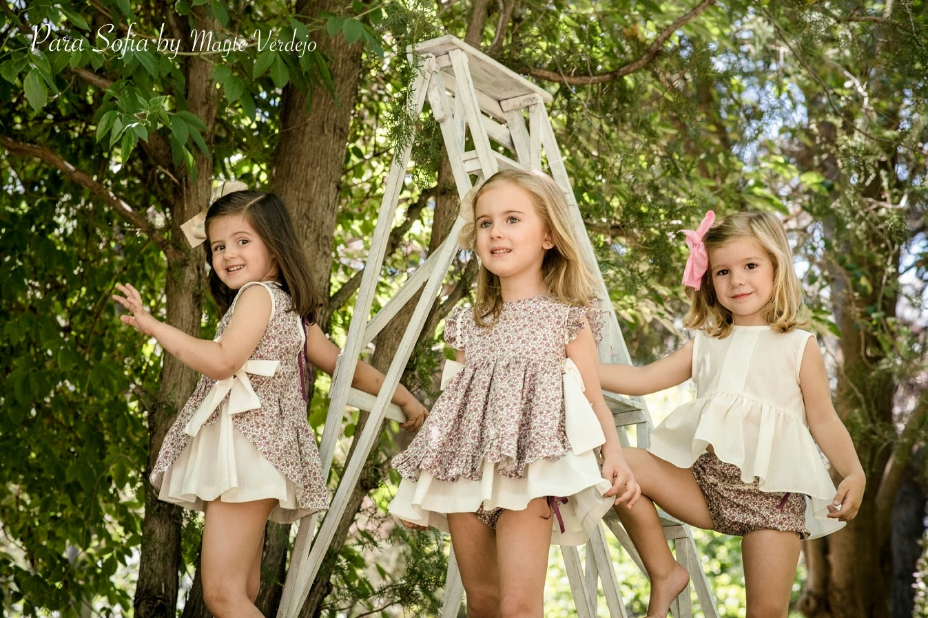 baf1eeb00 Para Sofia moda infantil primavera verano