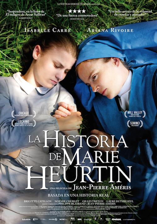 Marie Heurtin,cine,estreno,trailer