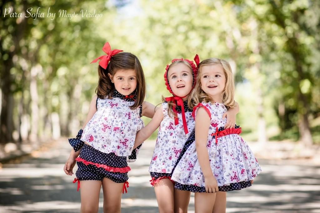 para sofia moda infantil